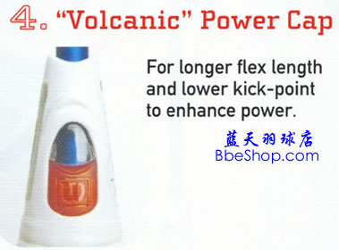 volcanic power cap
