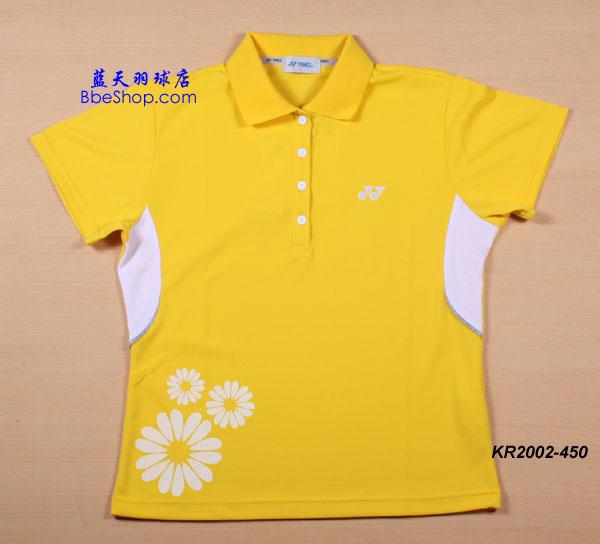 ONEX KR2002 450羽毛球衫 YY尤尼克斯2002羽毛球服